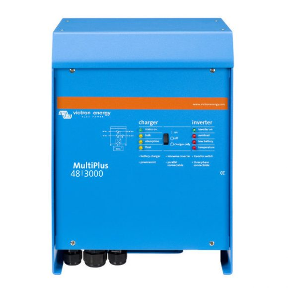 Invertor cu functii multiple MultiPlus 48V – 3000VA