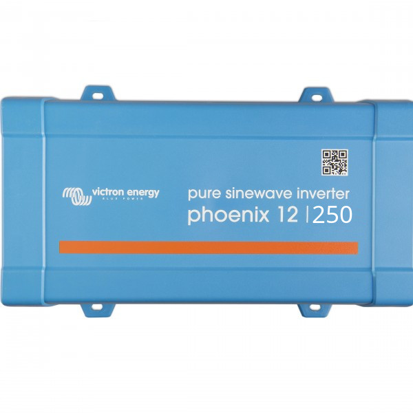 INVERTOR PHOENIX VE.DIRECT 12V/250VA