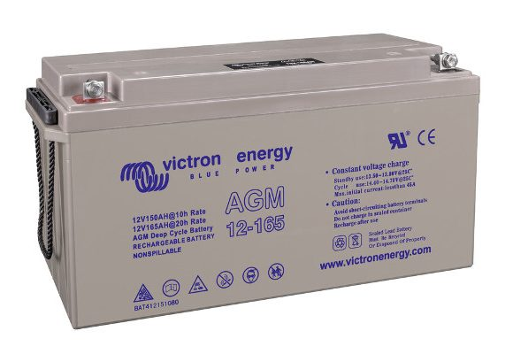 Baterie Victron Energy AGM 12v – 220Ah