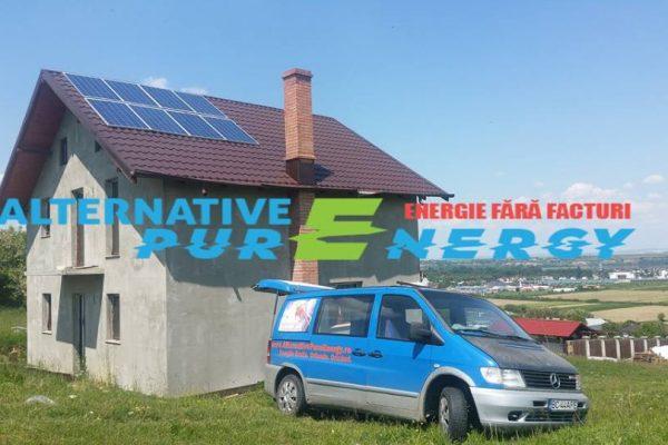 Referinte – Sistem Fotovoltaic – Casã de Vacantã