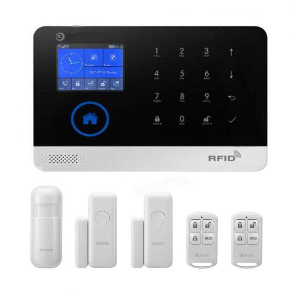 Kit Alarma SMART HOME APE Wireless