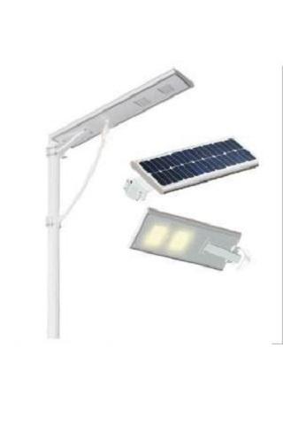 Lampa Solara Iluminat Stradal All-In-One cu Panou Solar Fotovoltaic APE 90W