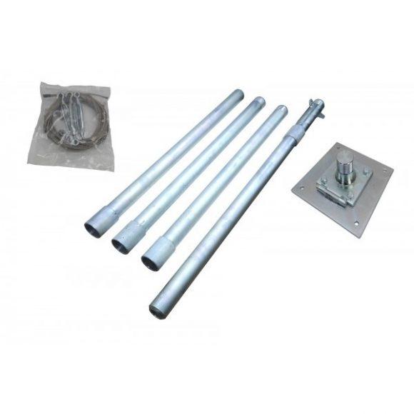 Stalp Metalic 1kw-2kw Complet 6m (4×1.5m)