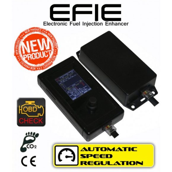 EFIE-DCP for Electronic Fuel Injection Regulation