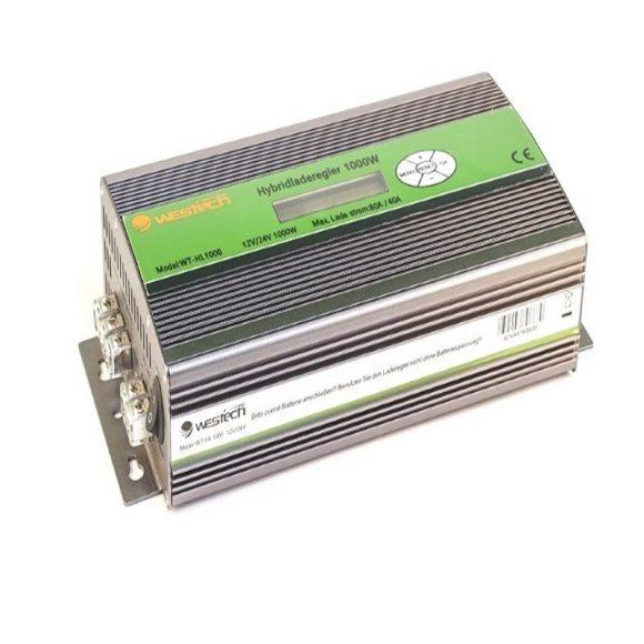 Controler hibrid de încărcare solara WT-HL 1000 W
