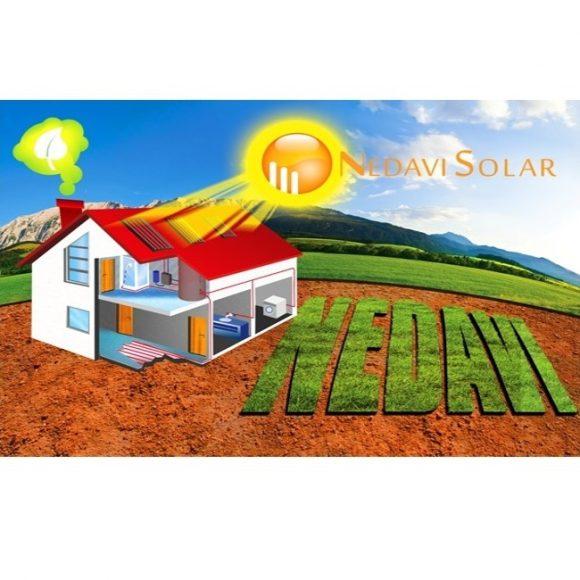 Sistem panouri solare apa calda pentru 5-6 persoane