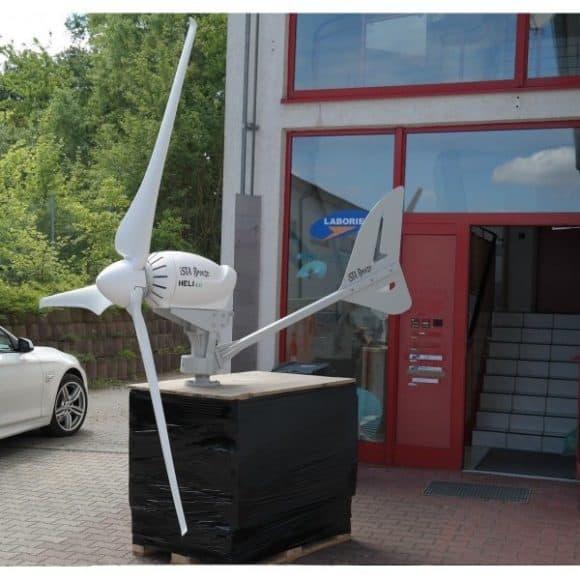 Turbina Eoliana iSTA Breeze HELI 4