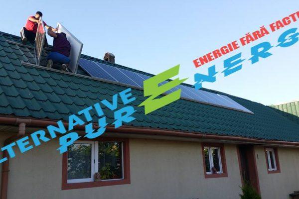 Referinte – Sistem Fotovoltaic – Locuinta Izolata