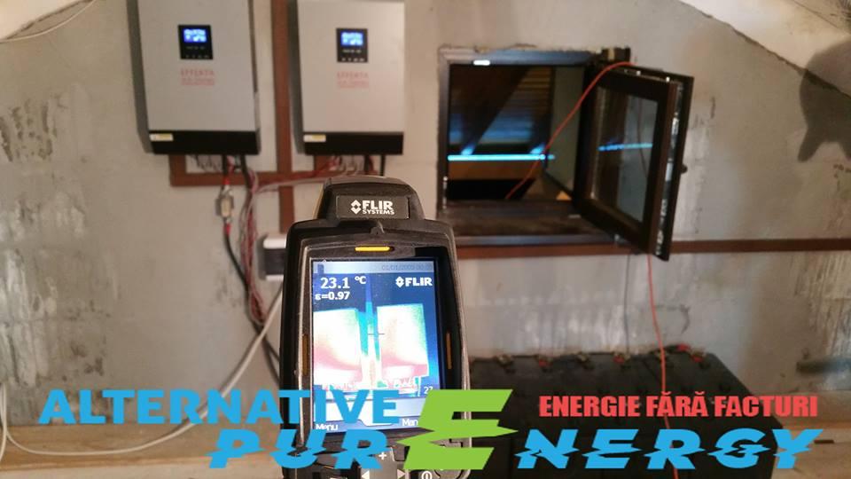 Instalare Sistem Fotovoltaic - Locuita Rezidentiala 2-3