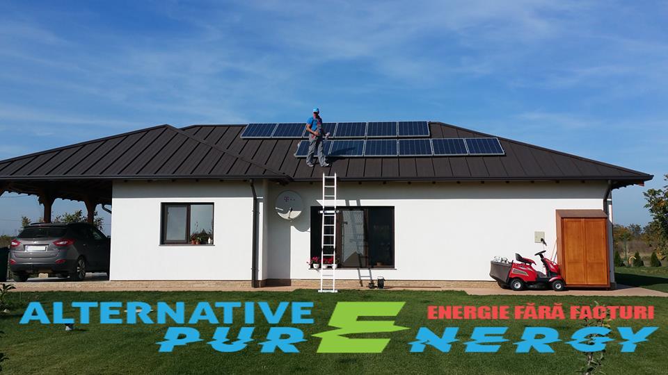 Instalare Sistem Fotovoltaic - Locuita Rezidentiala 3 din 3